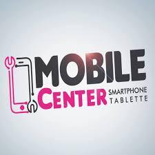 Logo mobile center