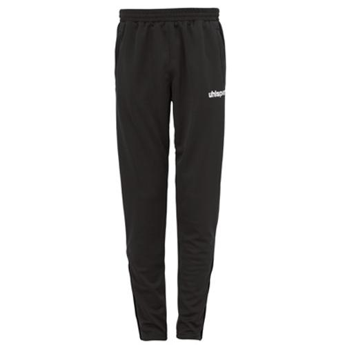 Pantalon uhlsport team noir blanc 100522101